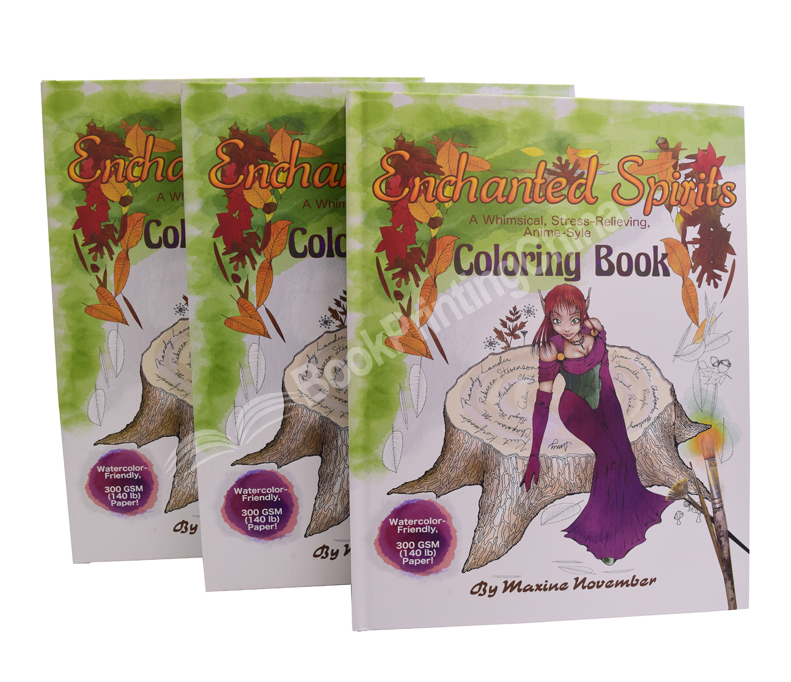 Cheap-price-printing-adult-Colouring-books-brochure