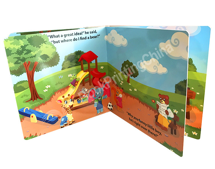custom-full-color-glossy-kids-story-board custom-full-color-glossy-kids-story-board