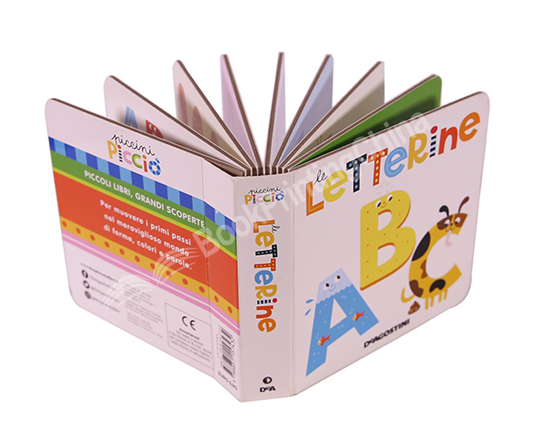 High-quality-Toddler-kids-Alphabet-Book-Baby