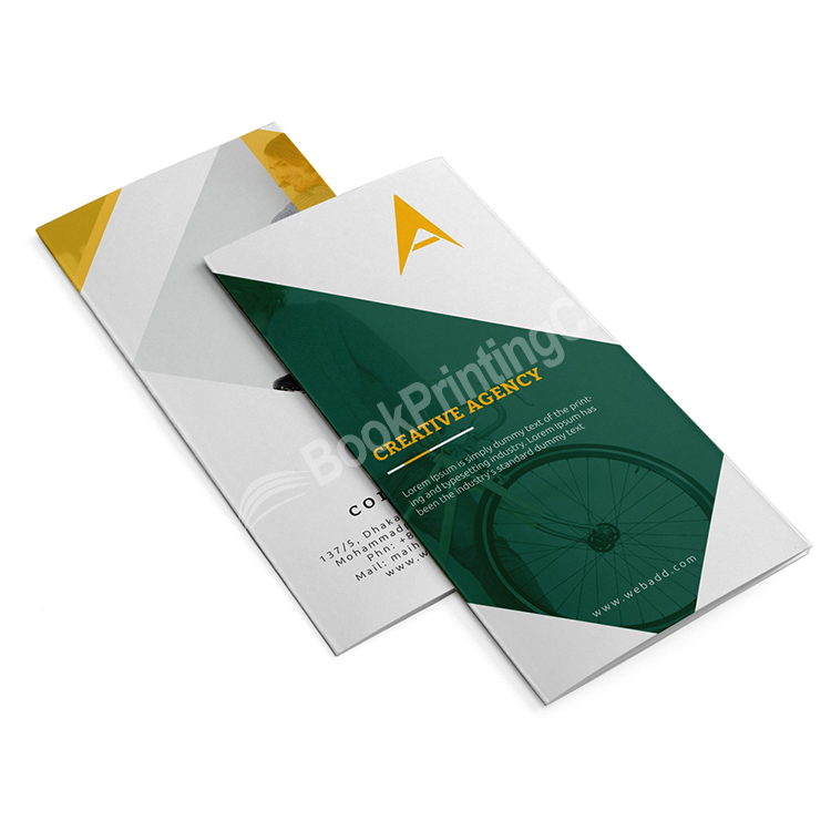 Customized Size Flyer/Leaflet/Booklet/Catalogue Printing