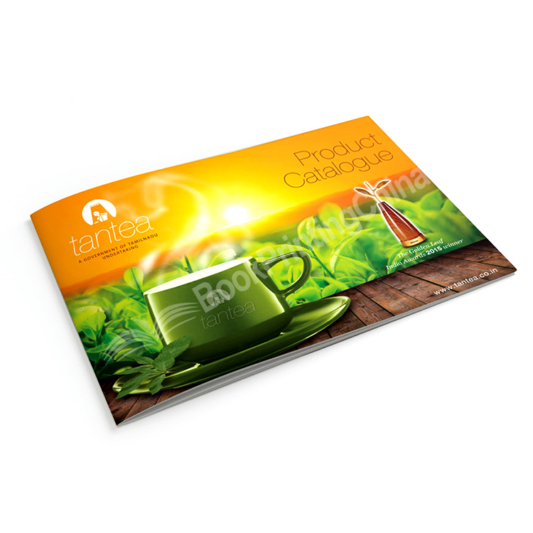 Promotional Product Instruction Menu Booklet Printing Service