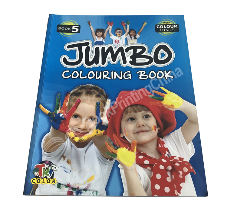 High-quality-custom-coloring-book-printing