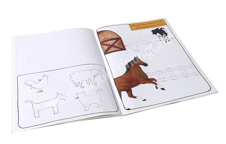 OEM-paperback-printing-kids-drawing-children-coloring