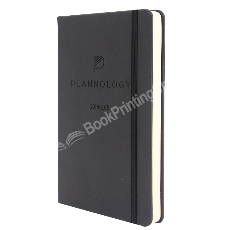 Customizable-Journal-2019-Planer-Creative-Diary-Black