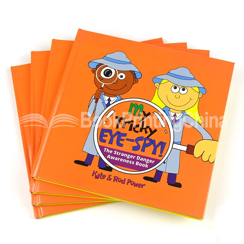 Hardcover Children Book Printing With High Quality In China