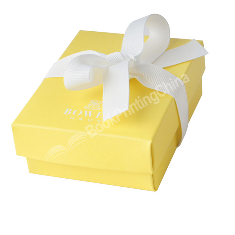 Fast Shipping Cheap Price Jewelry Gift Paper Box Printing