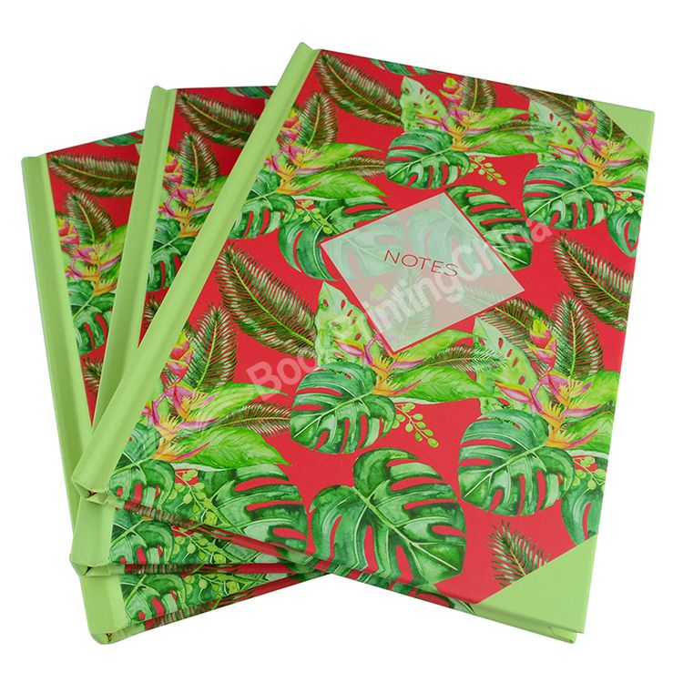 Custom Hardcover Notebook Printing With High Quality